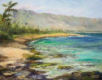 Papailoa Beach North Shore Oahu