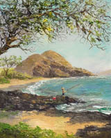 Makena Fisherman